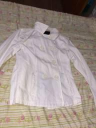 Blusa de frio branca