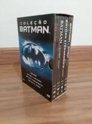Coleção Batman Box (1989) + Brindes