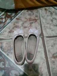 Sapato infantil molekinha