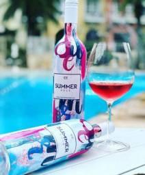 Vinho Rose ice Summer casa motter 750ml