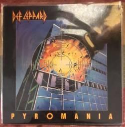 Def Leppard - Pyromania - LP Vinil - Importado