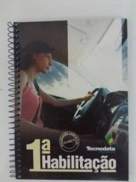 Livro trânsito, leis, placas, mecânica básica