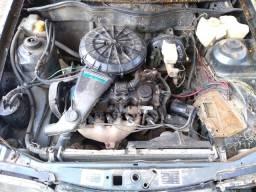 Kadett 93 em peças Motor 1.8 injetado