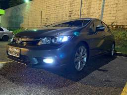 Honda Civic LXL (financiado)