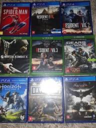 Jogos e acessórios de games