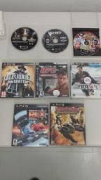 Jogos originais PS3 por 12 reais