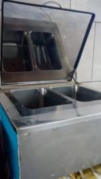 Máquina de sorvete Italianinha...barbada