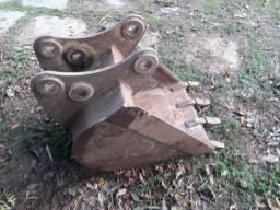 Concha 0,60 cm do retro da new Holaand 95B95