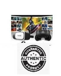 Produto autêntico Óculos Vr Box Realidade Virtual 3d