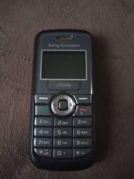 Celular Sony Ericsson J100a Vivo