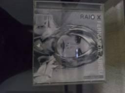 CDs Fernada Abreu Raio X, Da lata e 2 CDs Blitz ano 80