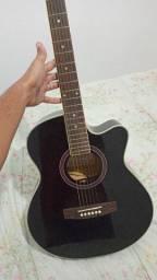 Troco Violão Glass guitar