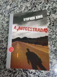 Livro - A autoestrada - Richard Bachman (Stephen King)