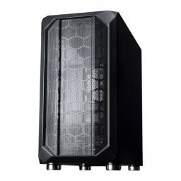 Gabinete Gamer Galax Nebulosa Black - GX700 - Novo