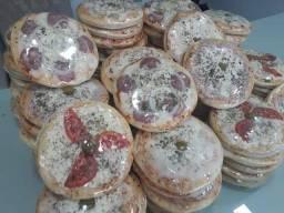 Pizzas BROTINHO Pré Assadas VÁRIOS TAMANHOS