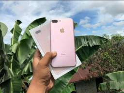 Iphone 7plus 128gb rose