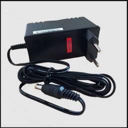 Kit de 10 Fontes 12V - 2a- 3a - entre outros... Estabilizada Plug Variados,
