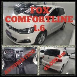 Fox Comfortline 1.6 AUT 2016  Robson *