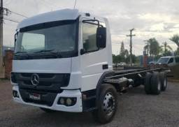Mercedes Benz Atego 2429 - Truck 6x2 No Chassi<br><br>