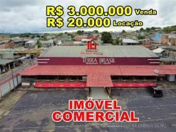 Imóvel Comercial no Novo Aleixo, 2.250m², Galpão, Terreno, Depósito