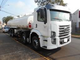 Caminhão Vw 24.280 2012 Branco Único dono