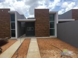 Título do anúncio: Casa à venda, 90 m² por R$ 259.000,00 - Encantada - Eusébio/CE