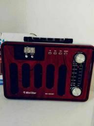Rádio retor com bluetooth