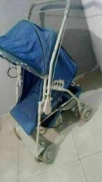 Carrinhos de compras e de bebê unisexy entrego