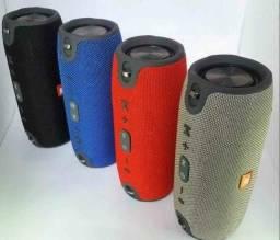 Caixa de Som Xtreme Mini 1ª Linha Bluetooth<br><br>