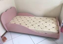 Mini cama infantil Montessori