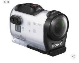 Câmera esportiva aprovado d'água Sony