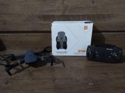Drone Eachine E58 com câmera HD Preto 2.4GHz