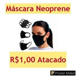 Máscara R$1.00