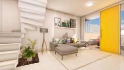 Sobrado com 2 dormitórios à venda, 60 m² por R$ 185.000,00 - Bela Vista - Palhoça/SC
