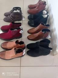 Sapatos Novos n° 35 mostruário