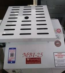 MBI-25 - Amassadeira Basculante 25kg -