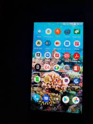 Moto Z2 Play 64Gb dual chip + snap bateria