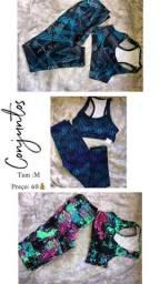 Vendo roupas fitness