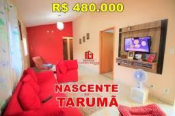 Residencial Nascente do Tarumã, 110M² Agende sua Visita
