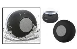 Caixa de som prova de água a bluetooth