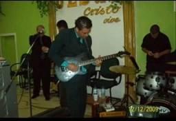Aulas de Violão e guitarra( Trindade)