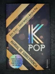 Livro Manual de Sobrevivência do Kpop
