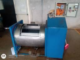 Máquina lavanderia industrial