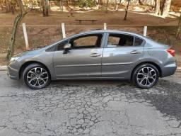 Honda Civic exs 2012 leilao