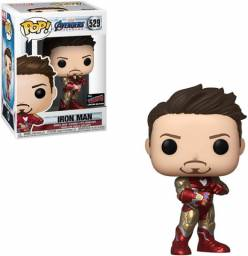 (Novo) Funko Homem de Ferro Ironman Tony Stark Marvel #529