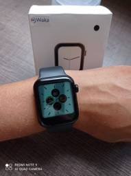 Relógio smartwatch iwo 8 lite