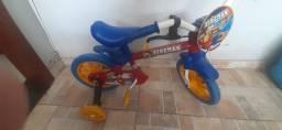 Bicicleta infantil Fireman