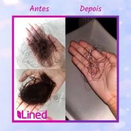 Lined Hair - Acelera o Crescimento do cabelo * Combate a Queda capilar