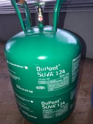 Fluido refrigerante suva R-124