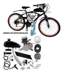Kit completo motor de bicicleta